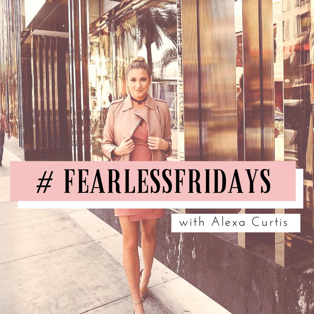 #FearlessFridays: Overcoming Change!