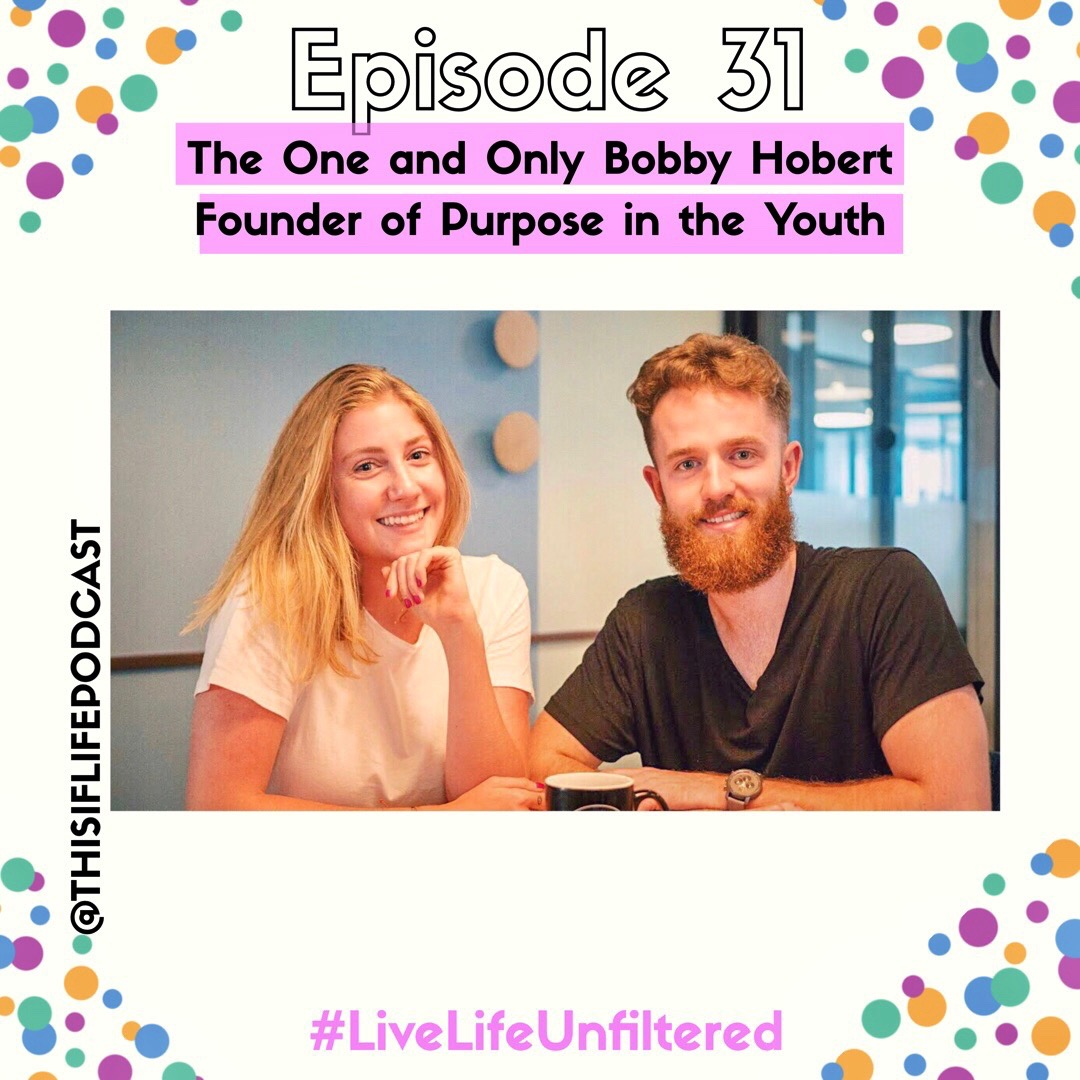 Episode 31: Bobby Hobert of Purpose in the Youth