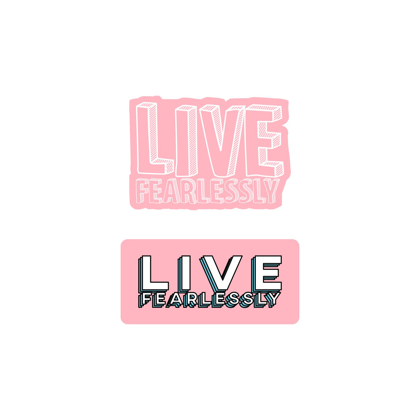 Live Fearlessly Collection Launch