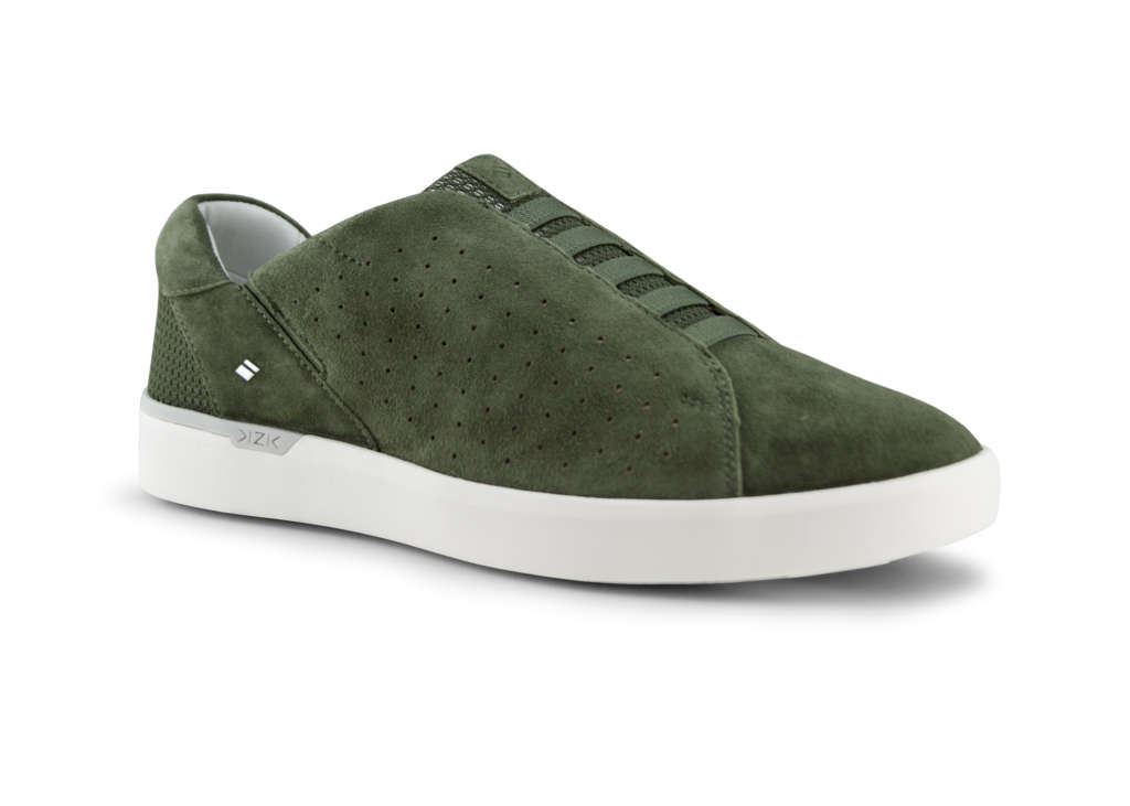 Kizik suede bottle green girls Footwear