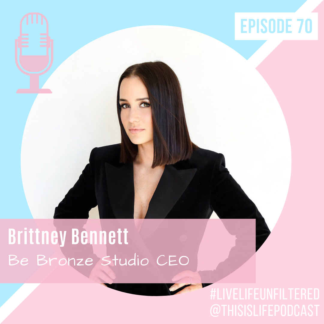 Episode 70 // Be Bronze Studio Founder