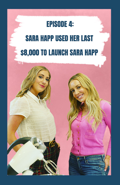 Sara Happ Only Had $8,000 To Launch A Nationwide Brand: Founder Files with Alexa Curtis