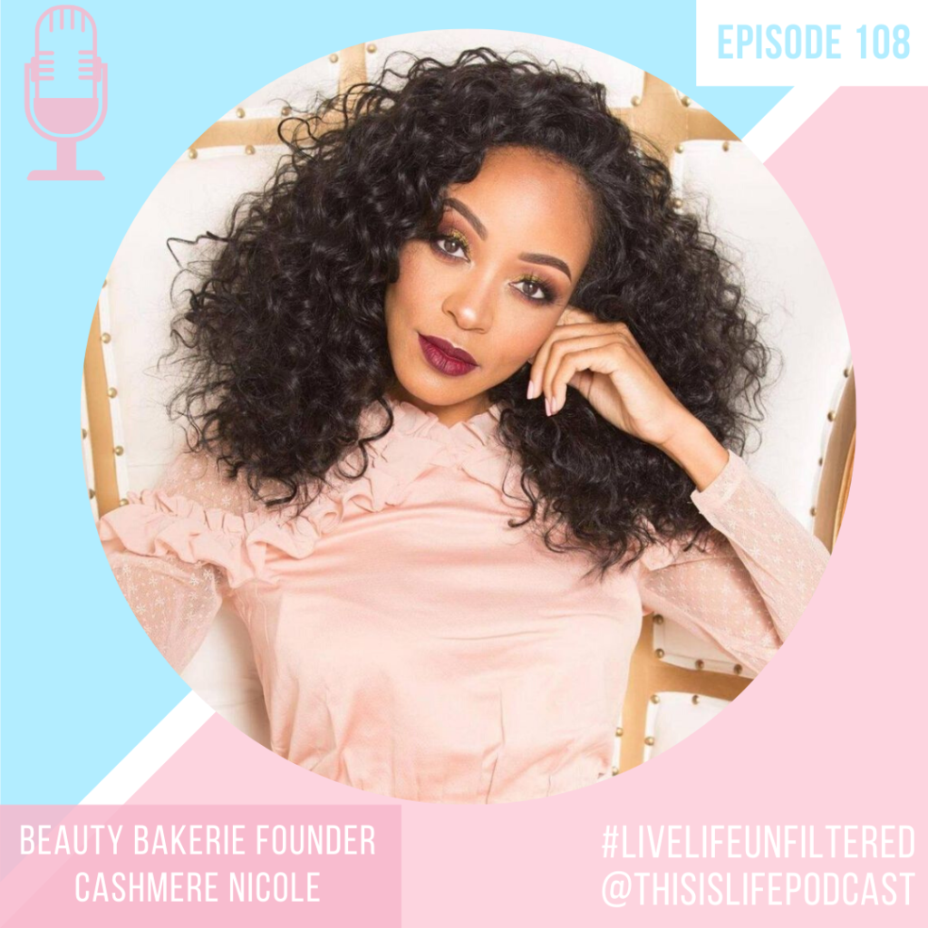 Beauty Bakerie Founder Cashmere Nicole