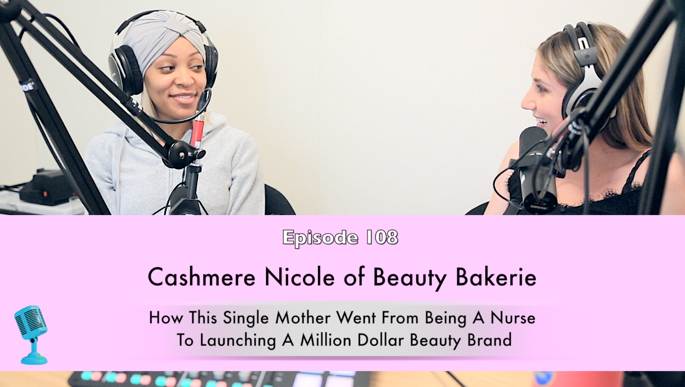FILMED EPISODE: This Founder Launched A Beauty Brand With $0