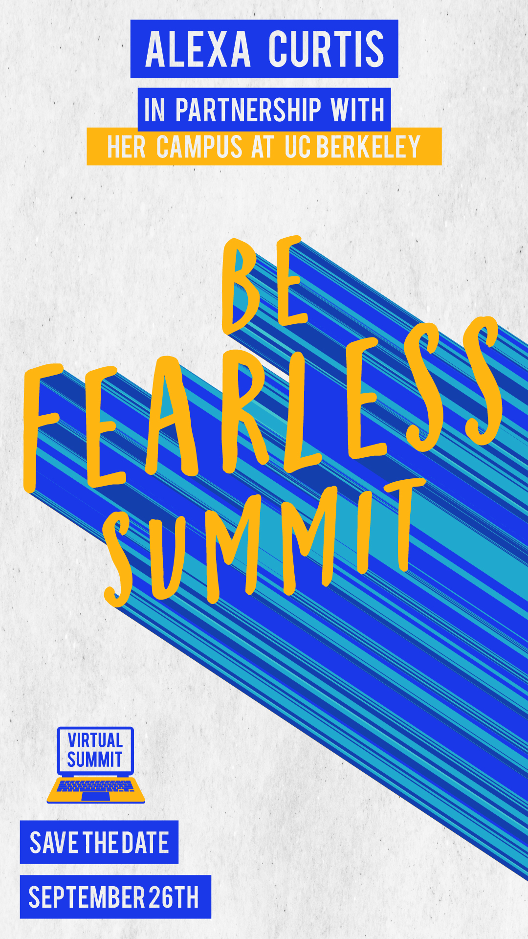 THE 2020 BE FEARLESS SUMMIT GOES VIRTUAL