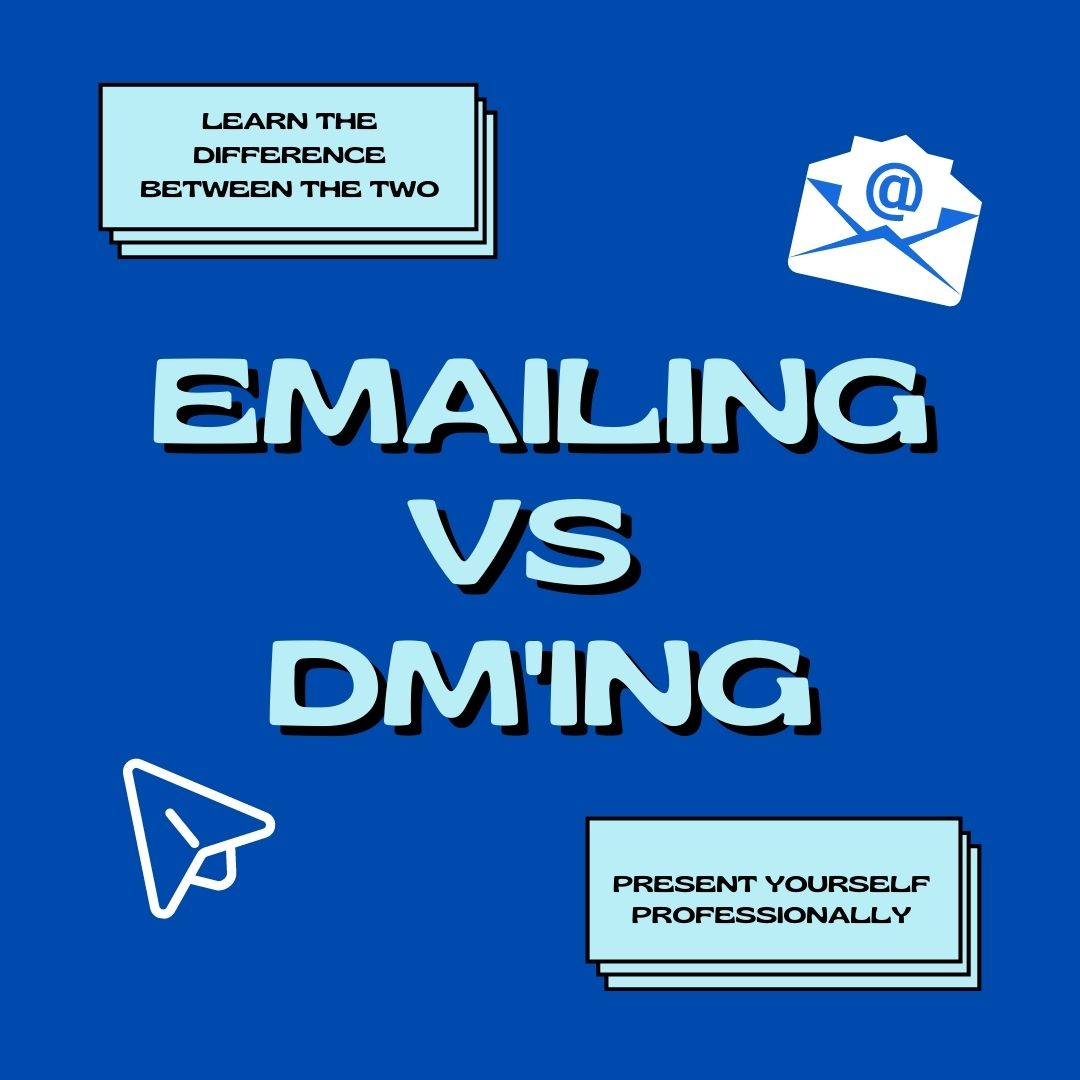 Email Vs. Direct Message: What's Better In Business?