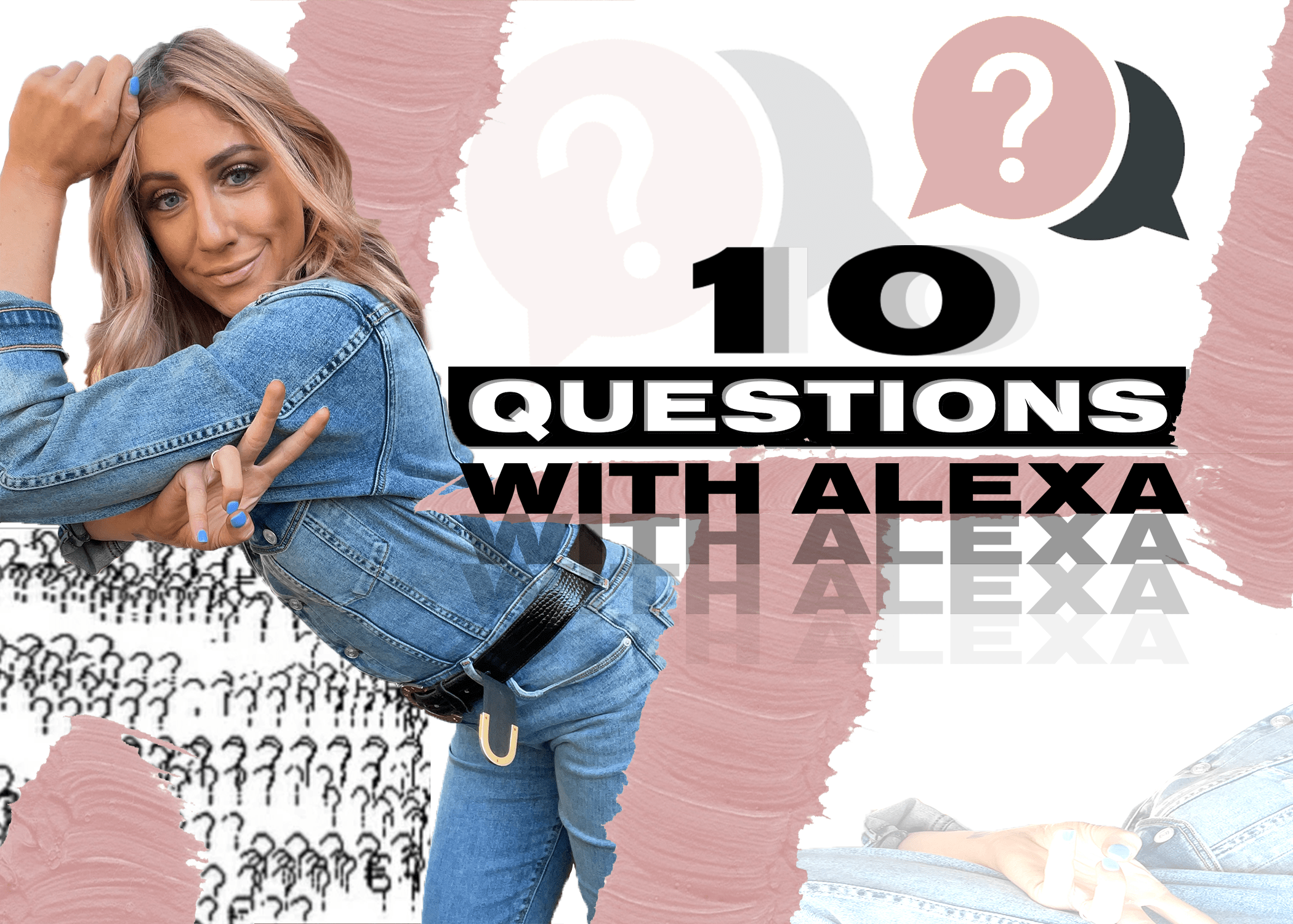 10 QUESTIONS WITH ME!